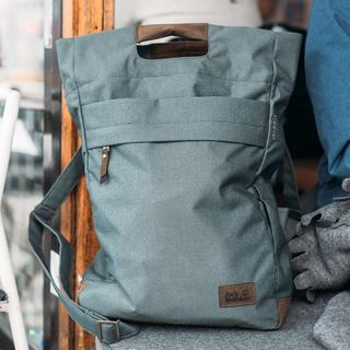 JACK WOLFSKIN Rucksack 'BUTTERCUP' in marine | ABOUT YOU
