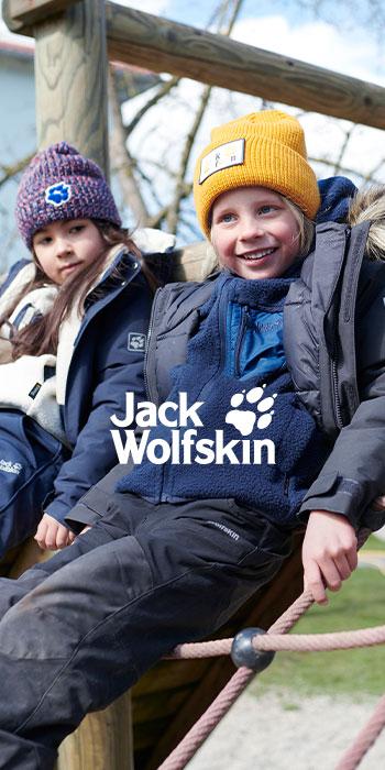 Jack Wolfskin Kids