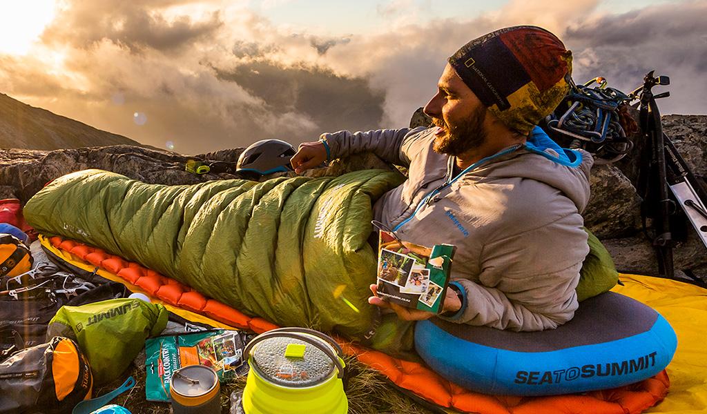 Kies de juiste slaapzak voor op kamp | A.S.Adventure